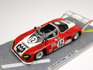 1/43 ドゥ・カドネ ローラ LM フォード ル・マン24時間 1978 #12<br>
