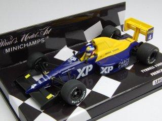 1/43 ティレル フォード 018 フランスGP 1989 #4 J.アレジ<br>
