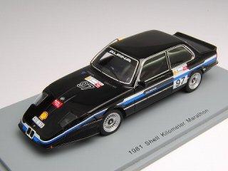 1/43 BMW アルピナ C1 318i (E21) Shell Kilometer Marathan 1981 #97<br>