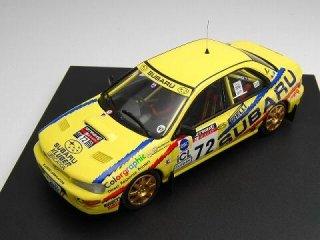 1/43 スバル インプレッサ RACラリー 1995 #72 R.Clark<br>