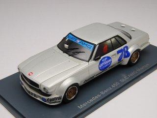 1/43 メルセデス・ベンツ 450 SLC AMG Mampe 1978 #78<br>