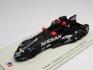 1/43 ニッサン デルタウイング ALMS プチ ル・マン 5位 2012 #0<br>