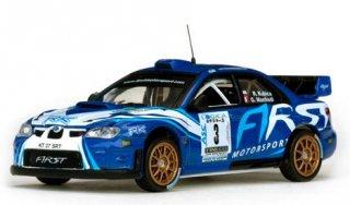 1/43 スバル インプレッサ S12B WRC07 Ronde Gomitolo di Lana 優勝 2012 #3<br>