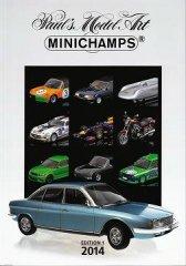 ミニチャンプス カタログ 2014 エディション1 A4判155頁<br>