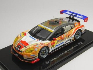 1/43 OGT パナソニック プリウス スーパーGT300 2014 #31 【レジン】<br>