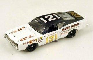 1/43 フォード トリノ NASCAR リバーサイド 優勝 1968 #121<br>