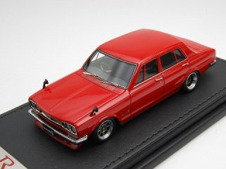 1/43 ニッサン スカイライン 2000 GT-R (PGC10) 1970 レッド<br>