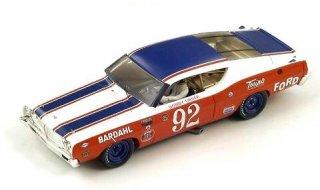 1/43 フォード トリノ パイクス・ピーク ヒルクライム 優勝 1969 #92<br>