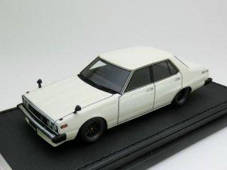 1/43 ニッサン スカイライン 2000 GT-EL (C210) ホワイト<br>