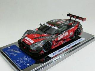 1/43 モチュール オーテック GT-R スーパーGT500 チャンピオンカー 2014 #23<br>