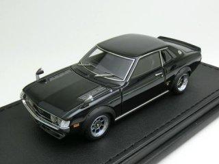 1/43 トヨタ セリカ 1600GTV (TA22) ブラック<br>
