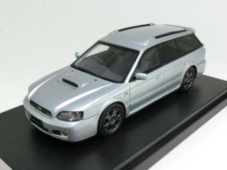 1/43 スバル レガシィ ツーリング ワゴン ブリッツェン 2002 プレミアムシルバー・メタリック<br>