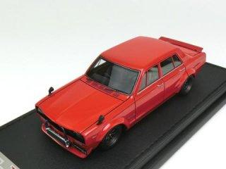 1/43 ニッサン スカイライン 2000 GT-R (PGC10) レッド<br>
