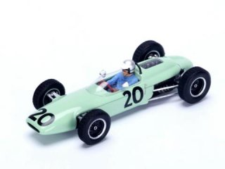 1/43 ロータス 24 ドイツGP 5位 1963 #20 J.ホール<br>