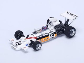1/43 マクラーレン M19C カナダGP 2位 1972 #19 P.レブソン<br>