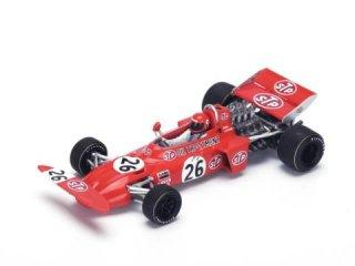 1/43 マーチ 711 オーストリアGP 1971 #26 N.ラウダ<br>