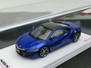 1/43 ホンダ NSX 2017 ヌーベルブルー・パール(RHD)<br>