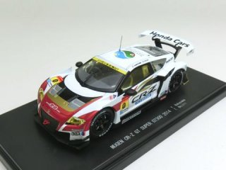 1/43 MUGEN CR-Z GT スーパーGT300 2014 #0<br>