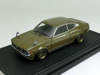1/43 三菱 コルト ギャラン GTO 2000GSR (A57) グリーン<br>