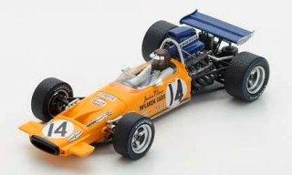 1/43 マクラーレン M14A イタリアGP 7位 1971 #14 J.オリバー<br>