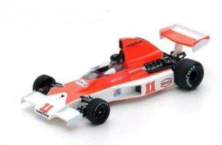 1/43 マクラーレン M23 南アフリカGP 2位 1976 #11 J.ハント<br>