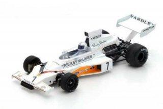 1/43 マクラーレン M23 スウェーデンGP 優勝 1973 #7 D.ハルム<br>