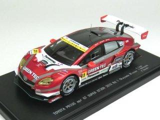 1/43 トヨタ プリウス apr GT スーパーGT300 Rd.1 岡山 優勝 2015 #31<br>