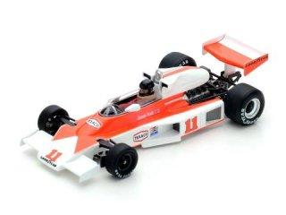 1/43 マクラーレン M23 フランスGP 優勝 1976 #11 J.ハント<br>