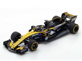 1/43 ルノー R.S.18 中国GP 6位 2018 #27 N.ヒュルケンベルグ<br>