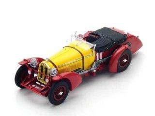 1/43 アルファ・ロメオ 8C ル・マン24時間 優勝 1933 #11<br>