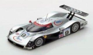 1/43 アウディ R8C Audi Sport UK ル・マン24時間 1999 #9<br>