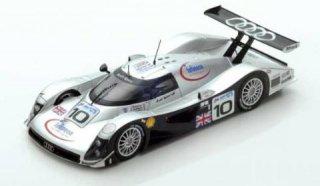 1/43 アウディ R8C Audi Sport UK ル・マン24時間 1999 #10<br>