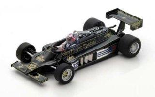 1/43 ロータス 87 アメリカGP ラスベガス 4位 1981 #12 N.マンセル<br>