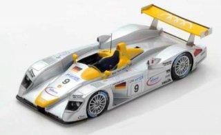 1/43 アウディ R8 Audi Sport Team Joest ル・マン24時間 2位 2000 #9<br>