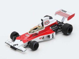 1/43 マクラーレン M23 アルゼンチンGP 優勝 1974 #6 D.ハルム<br>
