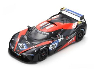 1/43 KTM X-Bow GT4 ニュルブルクリンク24時間 Cup-Xクラス優勝 2018 #202<br>
