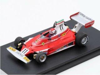 1/43 フェラーリ 312T イタリアGP 優勝 1975 #11 C.レガッツォーニ<br>