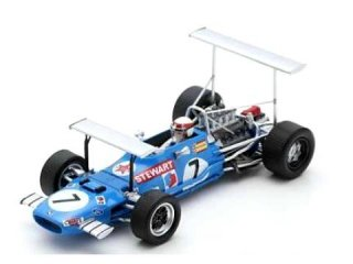 1/43 マトラ MS10 南アフリカGP 優勝 1969 #7 J.スチュワート<br>