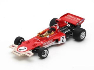 1/43 ロータス 72D オーストリアGP 2位 1971 #2 E.フィッティパルディ<br>