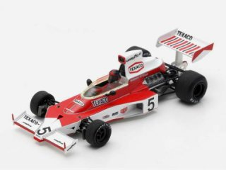 1/43 マクラーレン M23 モナコGP 5位 1974 #5 E.フィッティパルディ<br>