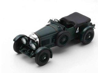 1/43 ベントレー スピード シックス ル・マン24時間 優勝 1930 #4<br>