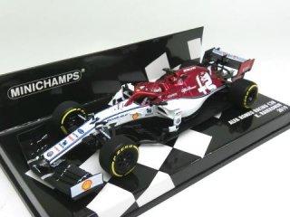 <img class='new_mark_img1' src='https://img.shop-pro.jp/img/new/icons12.gif' style='border:none;display:inline;margin:0px;padding:0px;width:auto;' />1/43 アルファ・ロメオ C38 Ferrari Alfa Romeo Racing F1 2019 #7 K.ライコネン<br>