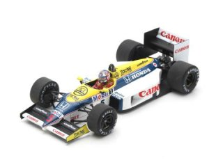 <img class='new_mark_img1' src='https://img.shop-pro.jp/img/new/icons12.gif' style='border:none;display:inline;margin:0px;padding:0px;width:auto;' />1/43 ウィリアムズ FW11 ホンダ F1 ベルギーGP 優勝 1986 #5 N.マンセル<br>