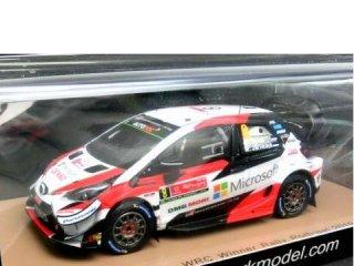 <img class='new_mark_img1' src='https://img.shop-pro.jp/img/new/icons12.gif' style='border:none;display:inline;margin:0px;padding:0px;width:auto;' />1/43 トヨタ ヤリス WRC TOYOTA GAZOO Racing WRT ラリー ポルトガル 優勝 2019 #8<br>