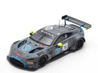 <img class='new_mark_img1' src='https://img.shop-pro.jp/img/new/icons12.gif' style='border:none;display:inline;margin:0px;padding:0px;width:auto;' />1/43 アストン・マーチン ヴァンテージ AMR GT3 R-Motorsport スパ24時間 19位 2019 #76<br>