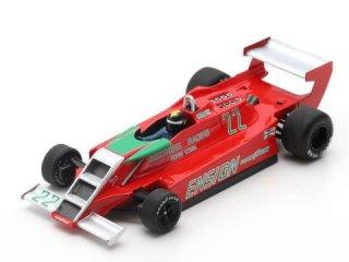 <img class='new_mark_img1' src='https://img.shop-pro.jp/img/new/icons12.gif' style='border:none;display:inline;margin:0px;padding:0px;width:auto;' />1/43 エンサイン N179 F1 南アフリカ GP Practice 1979 #22 D.デイリー<br>