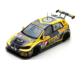 <img class='new_mark_img1' src='https://img.shop-pro.jp/img/new/icons12.gif' style='border:none;display:inline;margin:0px;padding:0px;width:auto;' />1/43 VW Golf GTI TCR ニュルブルクリンク24時間 2019 #89<br>