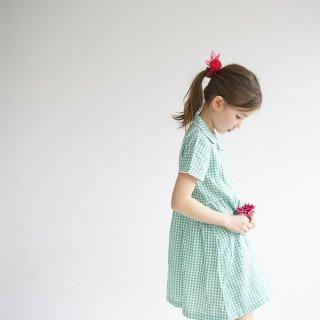 ベリー|彩る咲き編みポニーフック