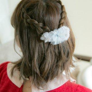 パッチンピン|咲き編みバニー|ピグミー