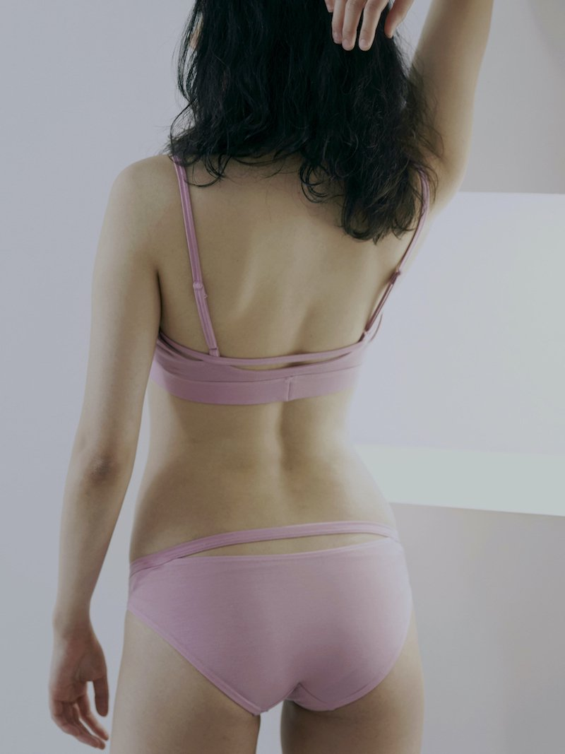 Bra 001 pink